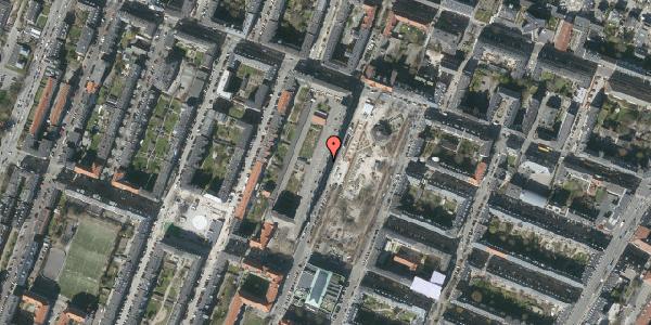 Oversvømmelsesrisiko fra vandløb på Aksel Møllers Have 12, 3. th, 2000 Frederiksberg