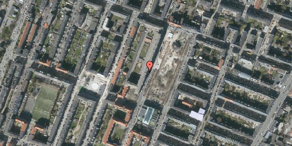 Oversvømmelsesrisiko fra vandløb på Aksel Møllers Have 18, 1. th, 2000 Frederiksberg
