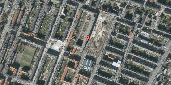 Oversvømmelsesrisiko fra vandløb på Aksel Møllers Have 20, 1. th, 2000 Frederiksberg