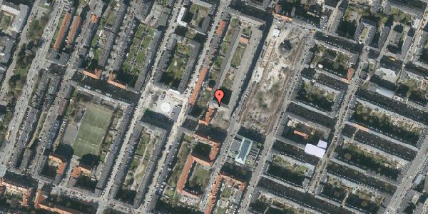 Oversvømmelsesrisiko fra vandløb på Aksel Møllers Have 30, 2. mf, 2000 Frederiksberg