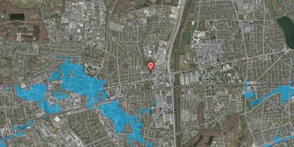 Oversvømmelsesrisiko fra vandløb på Dalvangsvej 47, 2. tv, 2600 Glostrup