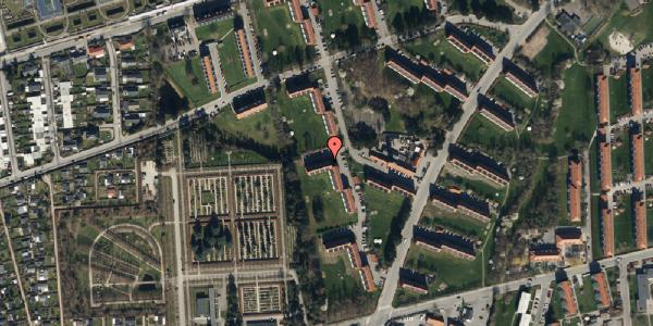 Oversvømmelsesrisiko fra vandløb på Arnold Nielsens Boulevard 56, 2. tv, 2650 Hvidovre