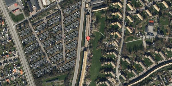 Oversvømmelsesrisiko fra vandløb på Arnold Nielsens Boulevard 127, 2. th, 2650 Hvidovre
