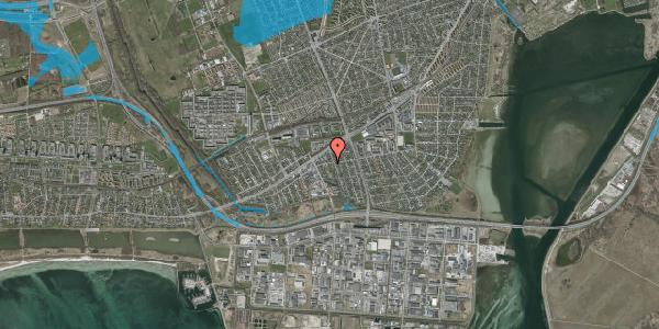 Oversvømmelsesrisiko fra vandløb på Avedøre Enghavevej 17, 2650 Hvidovre