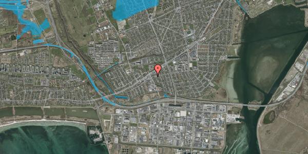 Oversvømmelsesrisiko fra vandløb på Avedøre Enghavevej 25, 2650 Hvidovre