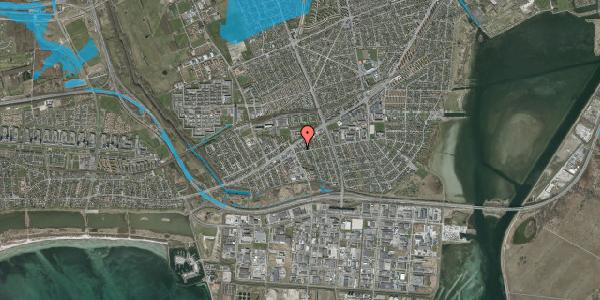 Oversvømmelsesrisiko fra vandløb på Avedøre Enghavevej 26, 2650 Hvidovre