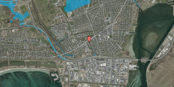 Oversvømmelsesrisiko fra vandløb på Avedøre Enghavevej 30, 2650 Hvidovre