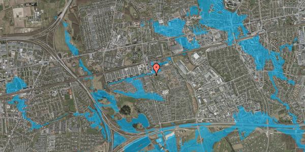 Oversvømmelsesrisiko fra vandløb på Albertslundvej 67, st. tv, 2625 Vallensbæk