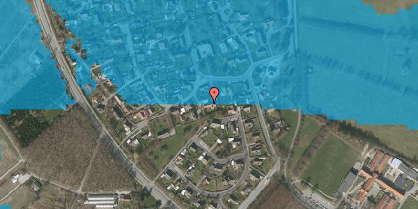 Oversvømmelsesrisiko fra vandløb på Engvej 3, 2625 Vallensbæk