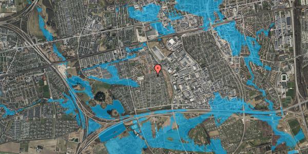 Oversvømmelsesrisiko fra vandløb på Hyrdeengen 239, 2625 Vallensbæk