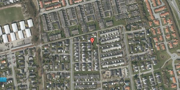 Oversvømmelsesrisiko fra vandløb på Nørrebred 248, 2625 Vallensbæk