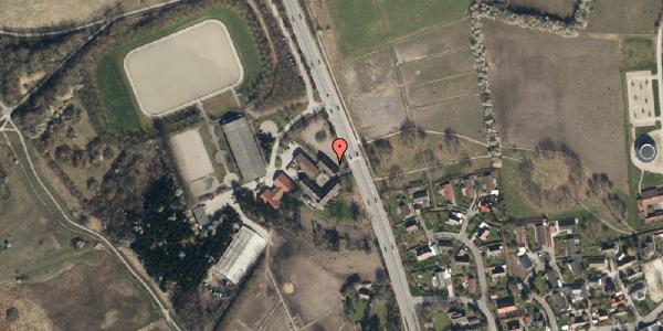 Oversvømmelsesrisiko fra vandløb på Vejlegårdsvej 123, st. th, 2625 Vallensbæk