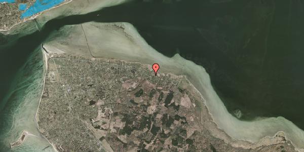 Oversvømmelsesrisiko fra vandløb på Eskemosevej 16, 3630 Jægerspris