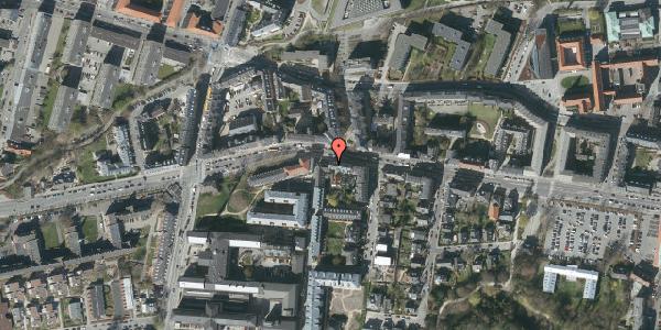 Oversvømmelsesrisiko fra vandløb på Smallegade 45, 1. , 2000 Frederiksberg