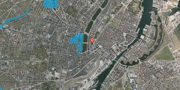 Oversvømmelsesrisiko fra vandløb på Nyropsgade 37, 4. , 1602 København V