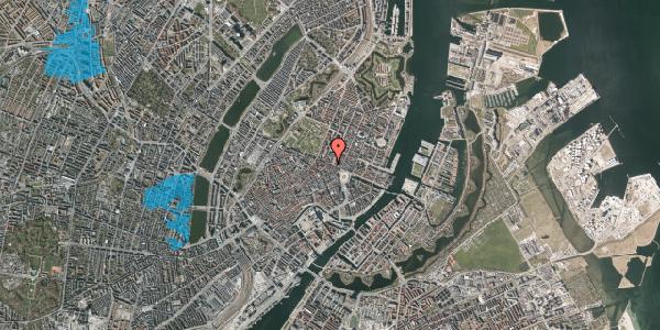 Oversvømmelsesrisiko fra vandløb på Gothersgade 21E, 1. , 1123 København K