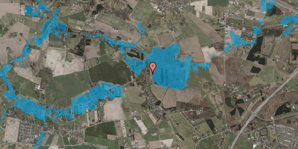 Oversvømmelsesrisiko fra vandløb på Solager 104, 2630 Taastrup