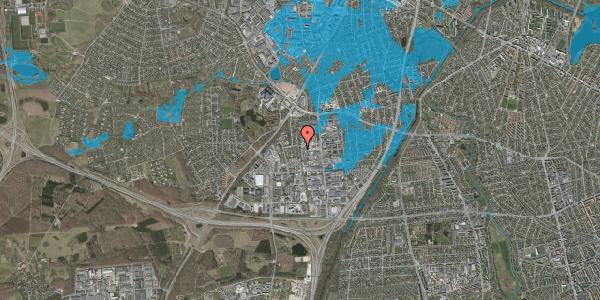 Oversvømmelsesrisiko fra vandløb på Ydergrænsen 37, 2600 Glostrup