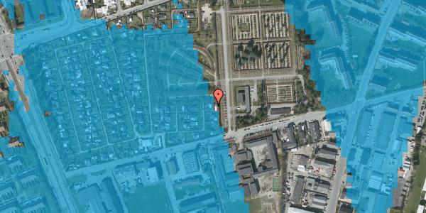 Oversvømmelsesrisiko fra vandløb på Hf. Svarø 139, 2650 Hvidovre