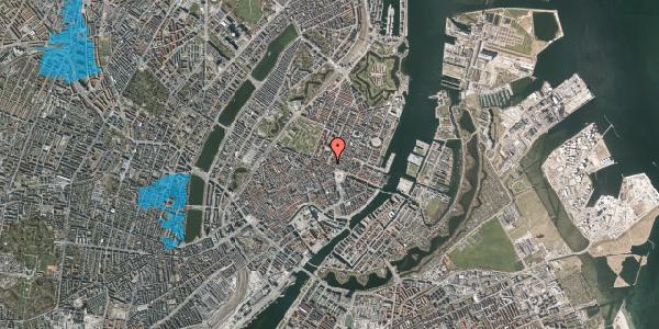 Oversvømmelsesrisiko fra vandløb på Gothersgade 12, 2. th, 1123 København K
