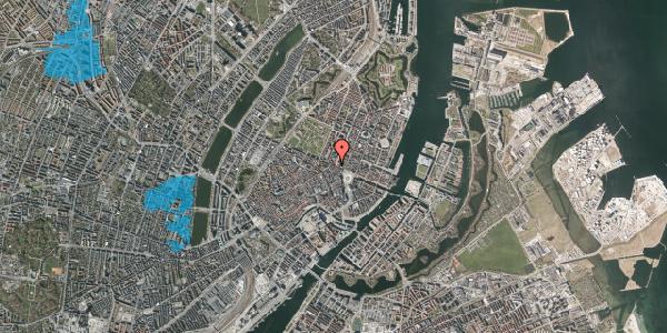 Oversvømmelsesrisiko fra vandløb på Gothersgade 21C, 3. tv, 1123 København K