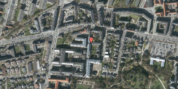 Oversvømmelsesrisiko fra vandløb på Porcelænshaven 3G, 2000 Frederiksberg