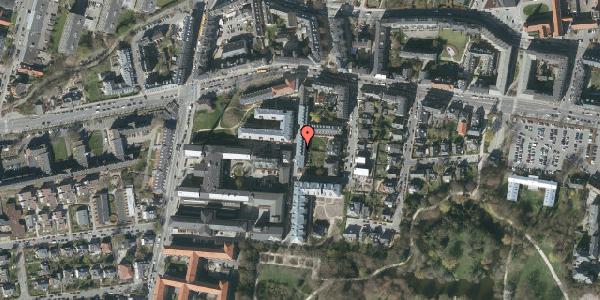Oversvømmelsesrisiko fra vandløb på Porcelænshaven 3O, 2000 Frederiksberg