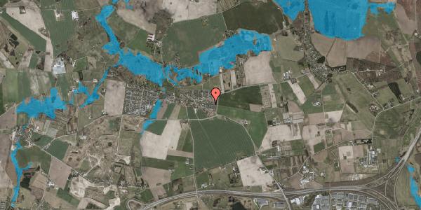 Oversvømmelsesrisiko fra vandløb på Landsbygaden 4C, . 8, 2630 Taastrup