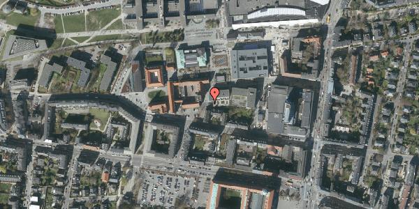 Oversvømmelsesrisiko fra vandløb på Jernbanestien 6, 2000 Frederiksberg