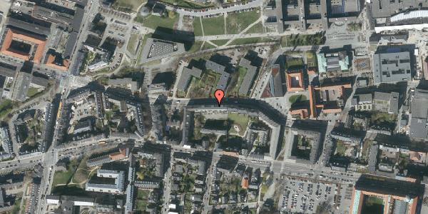 Oversvømmelsesrisiko fra vandløb på Howitzvej 51A, 3. th, 2000 Frederiksberg