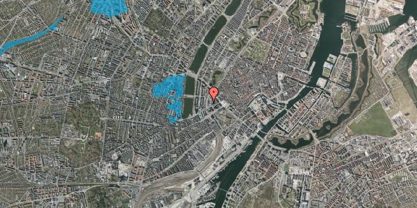 Oversvømmelsesrisiko fra vandløb på Axeltorv 9, 1609 København V