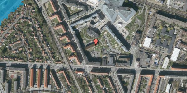 Oversvømmelsesrisiko fra vandløb på Flintholm Alle 4F, 2. 8, 2000 Frederiksberg
