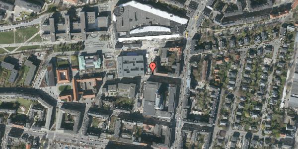 Oversvømmelsesrisiko fra vandløb på Sylows Alle 6, 2000 Frederiksberg