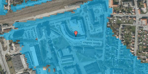 Oversvømmelsesrisiko fra vandløb på Stationsparken 31, 3. , 2600 Glostrup