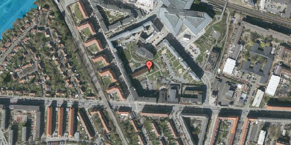 Oversvømmelsesrisiko fra vandløb på Flintholm Alle 4F, 2. 2, 2000 Frederiksberg