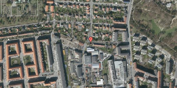 Oversvømmelsesrisiko fra vandløb på Aurikelvej 31, 2000 Frederiksberg