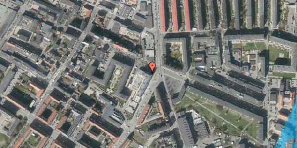 Oversvømmelsesrisiko fra vandløb på Frederiksborgvej 49, 2400 København NV