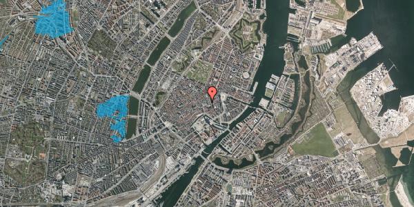 Oversvømmelsesrisiko fra vandløb på Pilestræde 5, 1112 København K