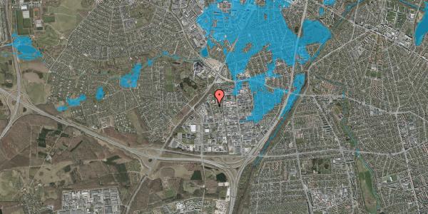 Oversvømmelsesrisiko fra vandløb på Ejbyholm 46, 2600 Glostrup