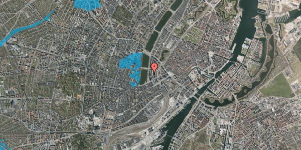 Oversvømmelsesrisiko fra vandløb på Herholdtsgade 6, k2. , 1605 København V