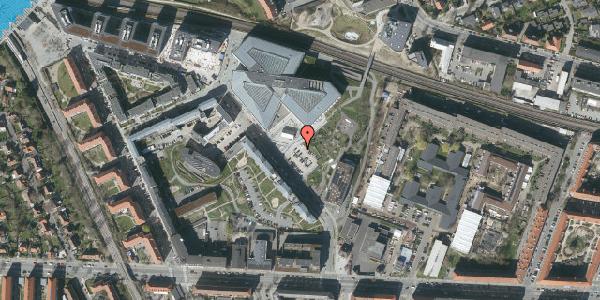 Oversvømmelsesrisiko fra vandløb på Marguerite Vibys Plads 6, 2000 Frederiksberg