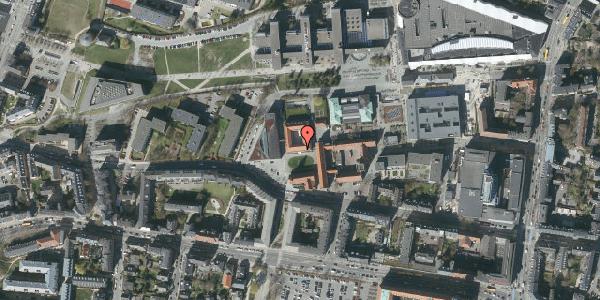 Oversvømmelsesrisiko fra vandløb på Howitzvej 32A, 2000 Frederiksberg
