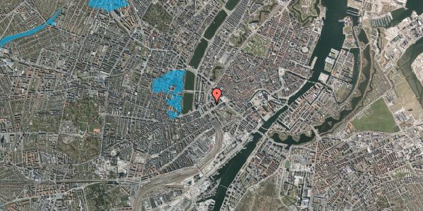 Oversvømmelsesrisiko fra vandløb på Axeltorv 1, 4. , 1609 København V