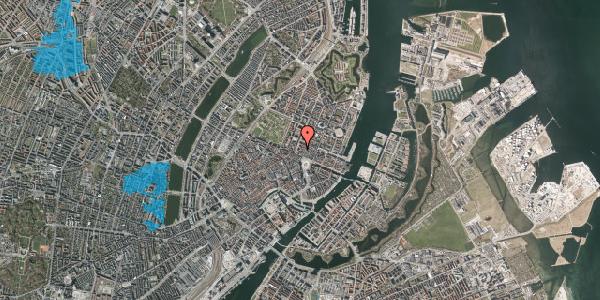 Oversvømmelsesrisiko fra vandløb på Gothersgade 8G, 3. , 1123 København K