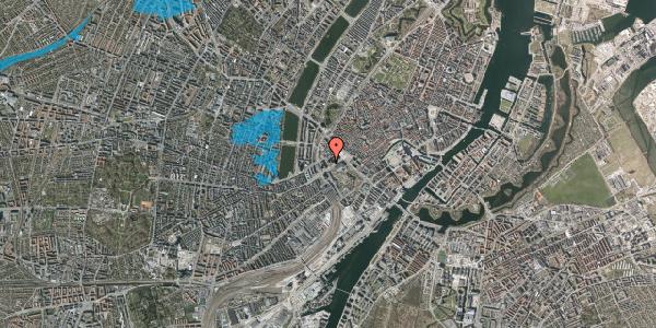 Oversvømmelsesrisiko fra vandløb på Axeltorv 2M, 1609 København V