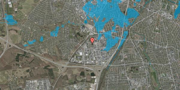 Oversvømmelsesrisiko fra vandløb på Ejbyholm 42, 2600 Glostrup