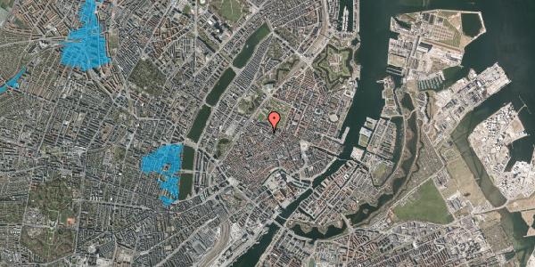 Oversvømmelsesrisiko fra vandløb på Landemærket 12, 1119 København K