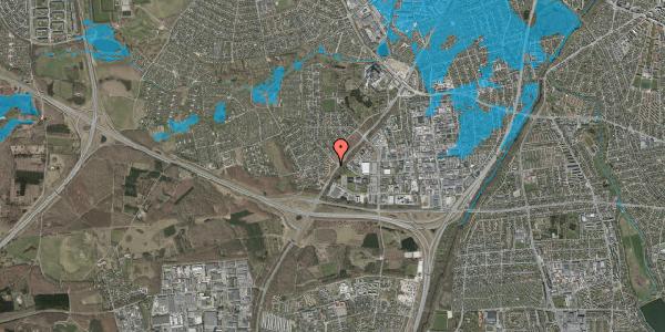 Oversvømmelsesrisiko fra vandløb på Ejbysvinget 11, 2600 Glostrup