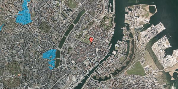 Oversvømmelsesrisiko fra vandløb på Gothersgade 60, 1123 København K
