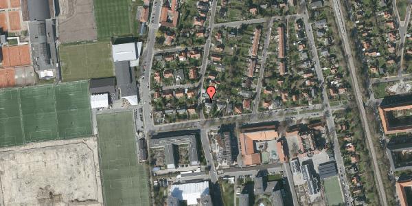 Oversvømmelsesrisiko fra vandløb på Marielystvej 29, 2000 Frederiksberg